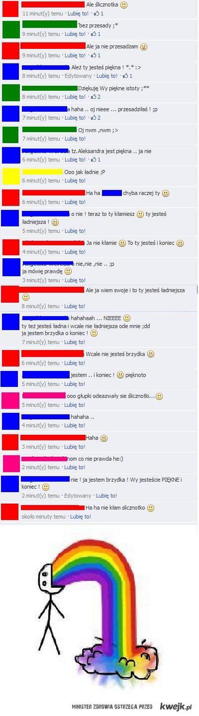rozmowa na fb
