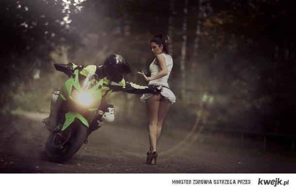 Ach ci motocykliści