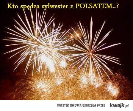 Sylwester z POLSATEM