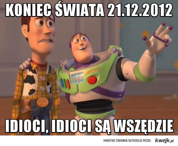 Koniec świata 21.12.2012