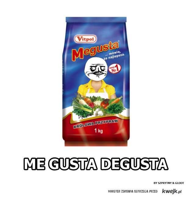 Me Gusta Degusta