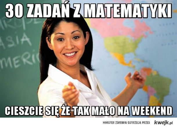 ahh ta matematyka