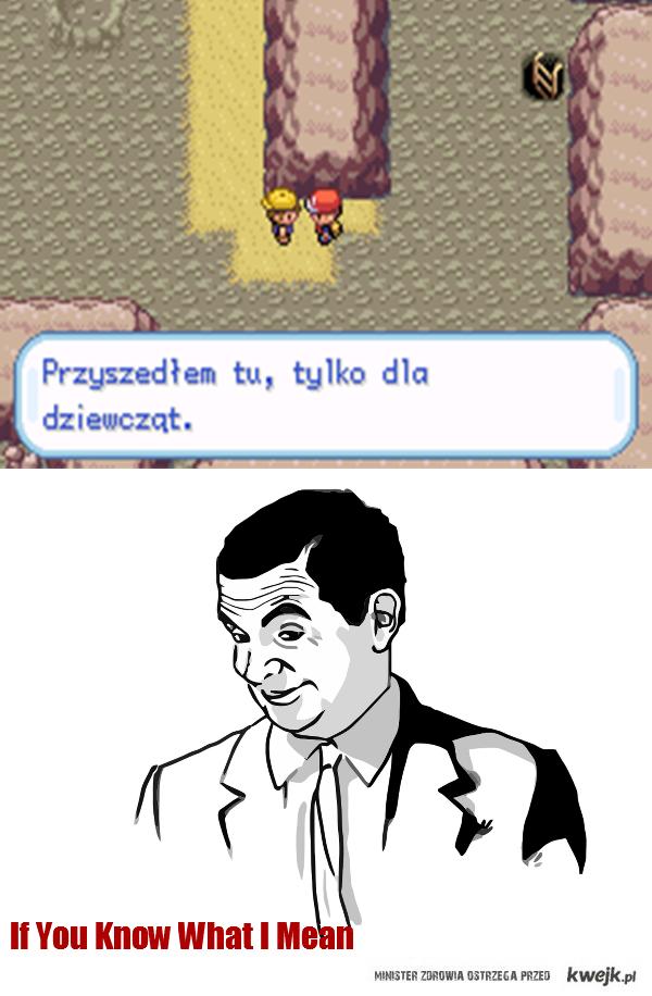 Pokemon zboczuch