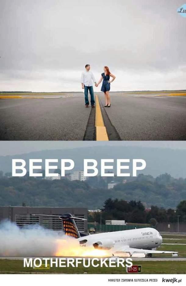 Beep Beep !