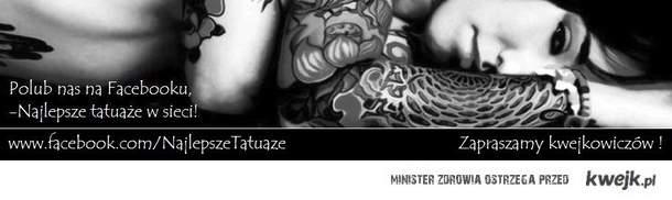 Najlepsze tatuaże w sieci :)
