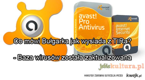 Baza wirusów