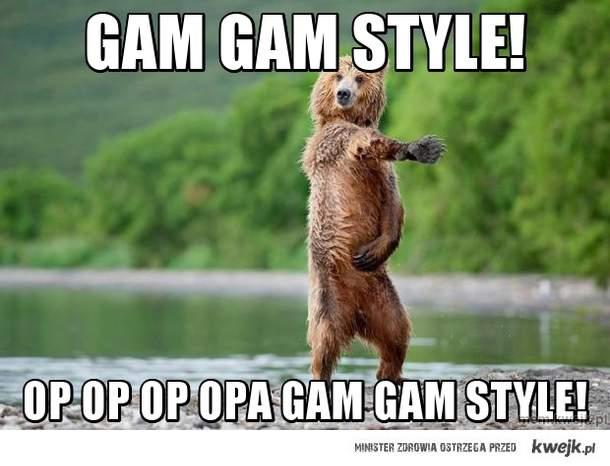 gam gam style!