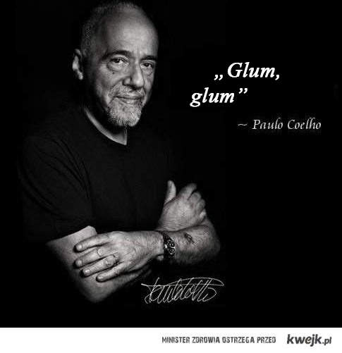 """""""Glum, glum"""""""