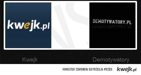 Kwejk vs Demotywatory