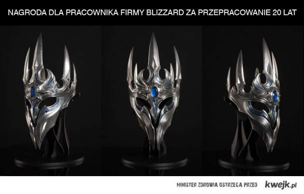 Nagroda dla pracownika Blizzarda
