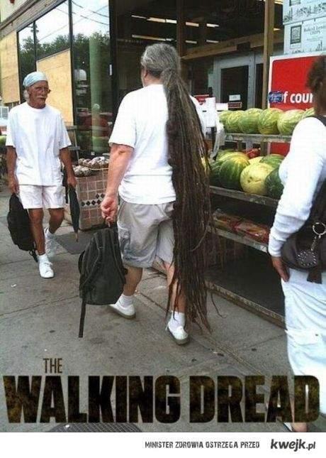 walking dread