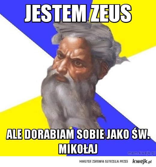 JESTEM ZEUS