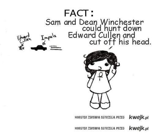 SPN Fact