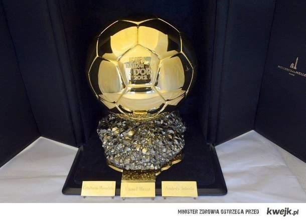 Messi ,  Iniesta , Ronaldo .Who will win?