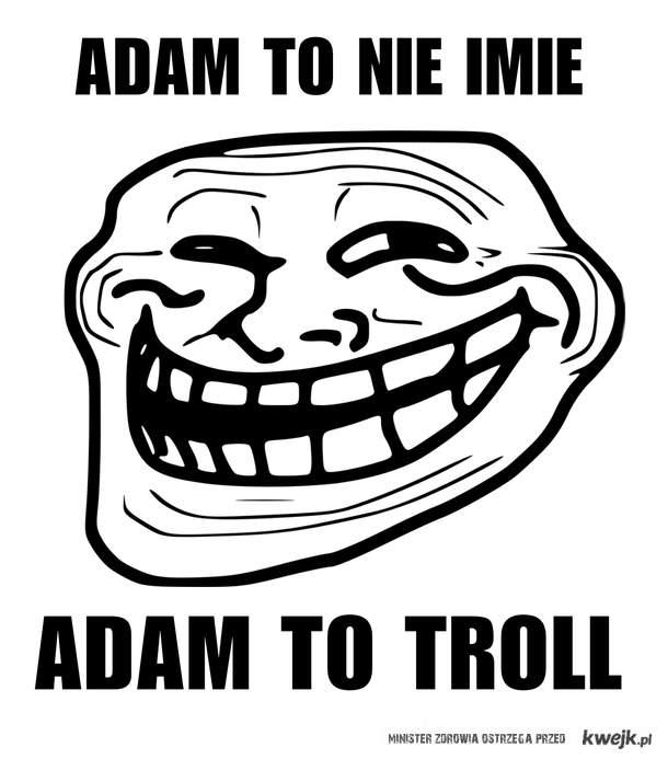 Adam to nie imię