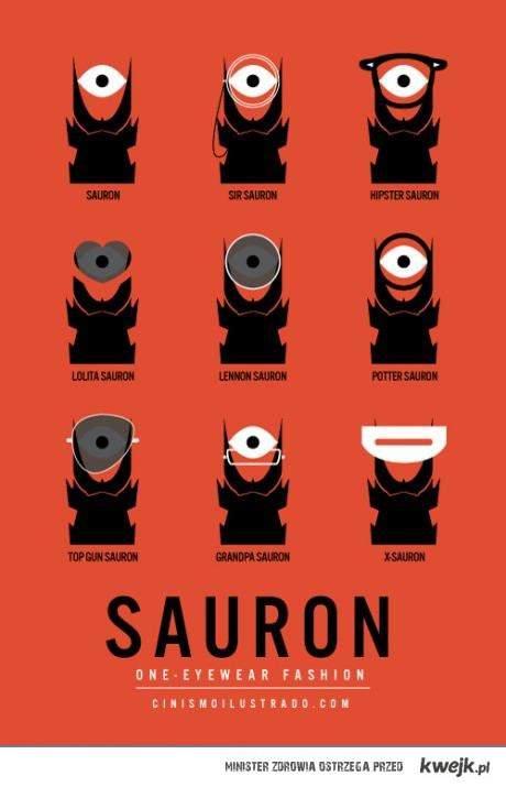 sauron:D