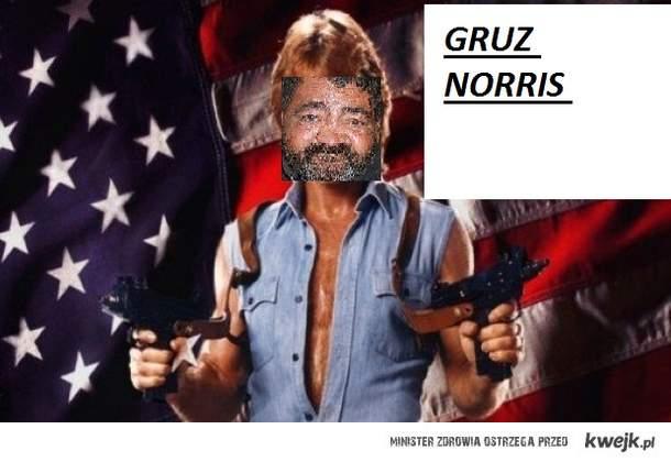 GRUZ NORRIS