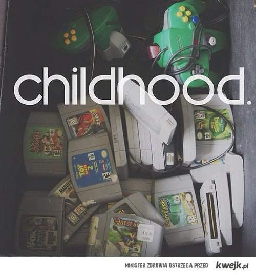dzieciństwo <3
