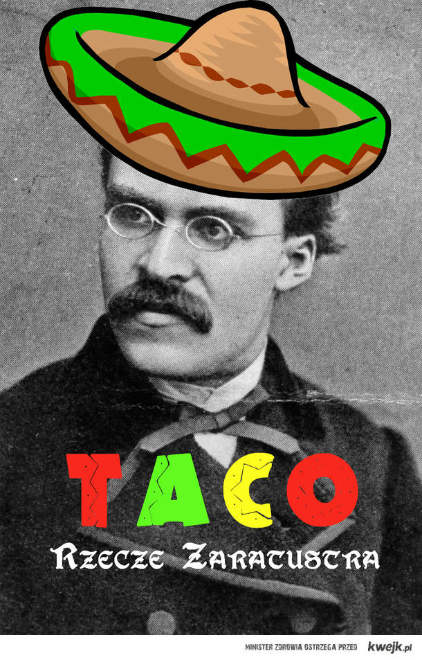 Nietzsche  w Meksyku