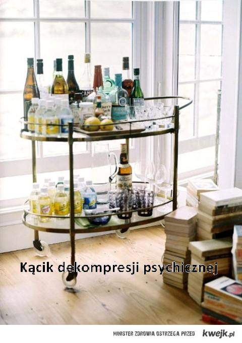 Kącik dekompresji psychocznej