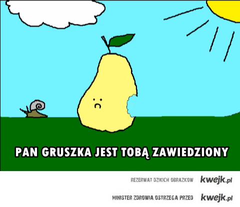 Pan Gruszka