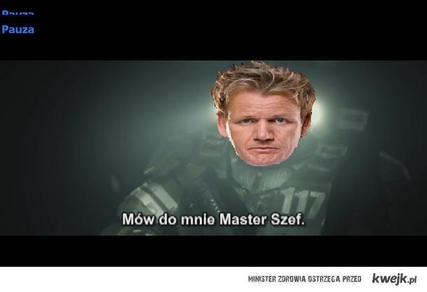 master szef Halo