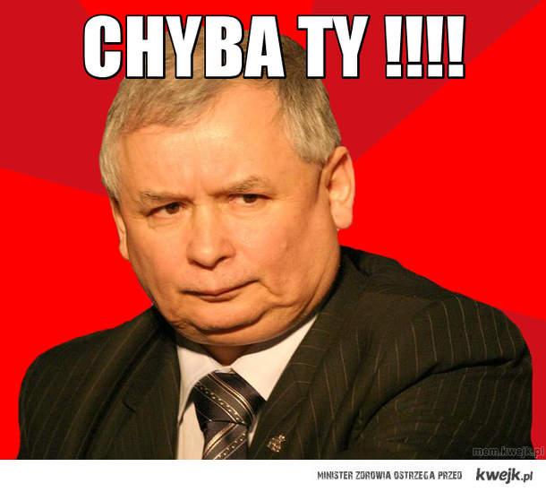 CHYBA TY !!!!