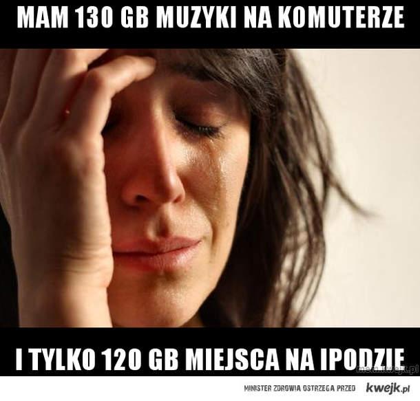 MAM 130 GB MUZYKI NA KOMUTERZE