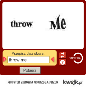 Throw Me