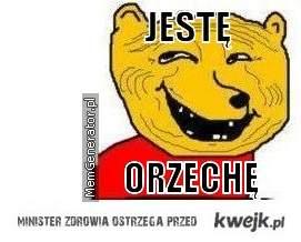 Jestę Orzechę
