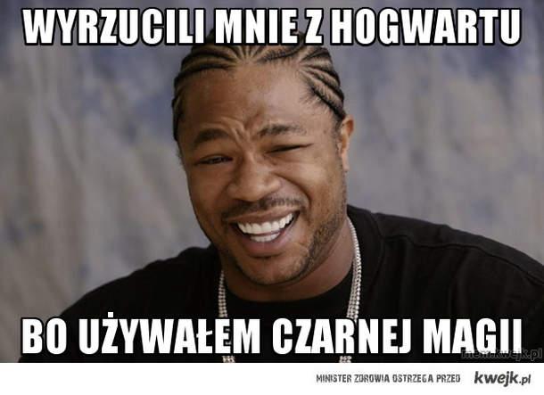 Wyrzucili mnie z Hogwartu
