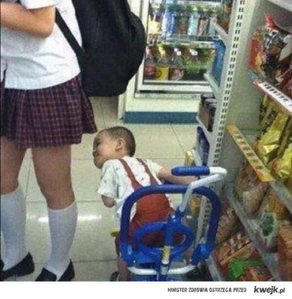 od małego wiedział co dobre