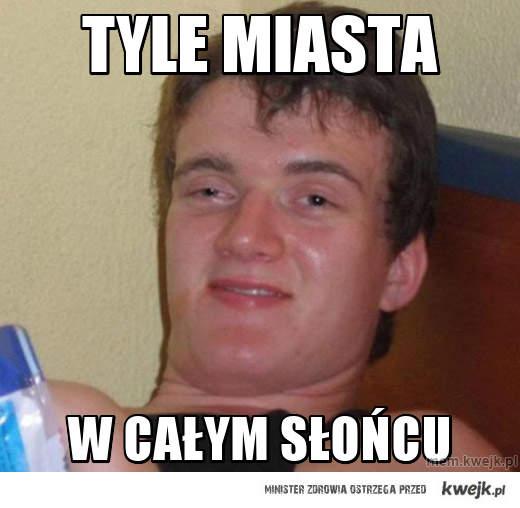 TYLE MIASTA