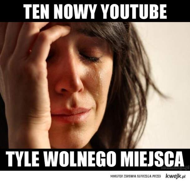 Ten nowy youtube