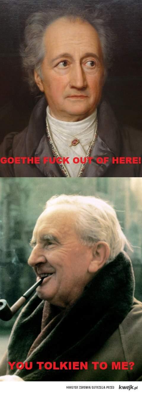 Goethe i Tolkien