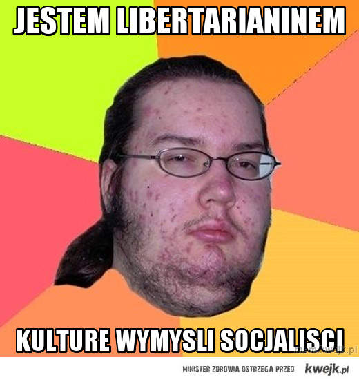 jestem libertarianinem