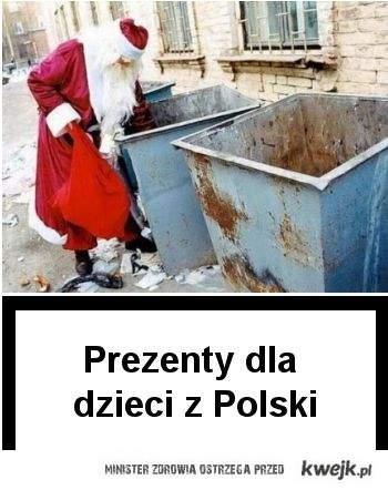 prezenty dla dzieci z polski
