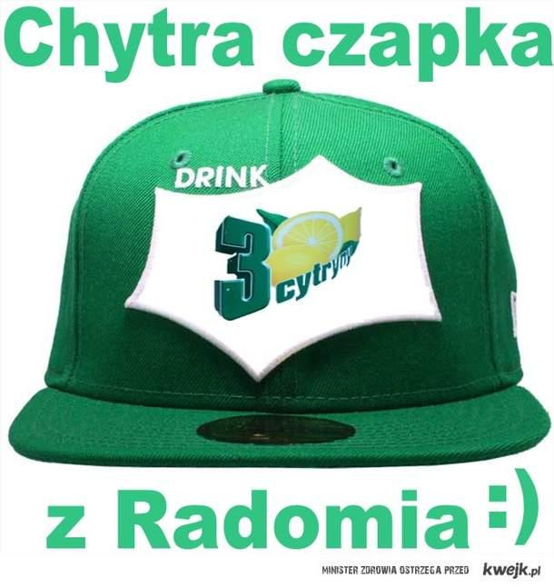Chytra czapka z radomia :PP
