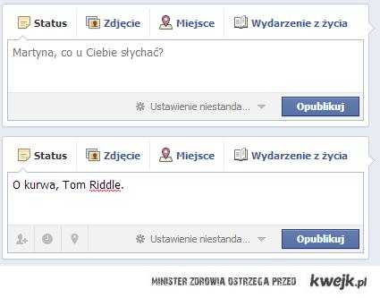Tom Riddle :D