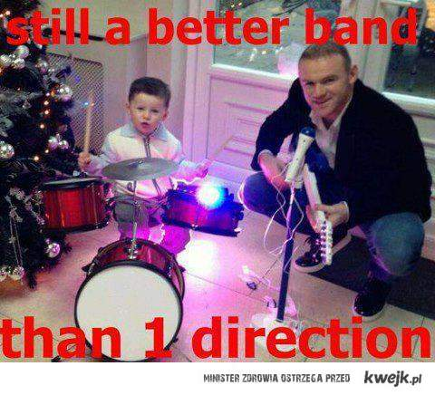 Rooney Band!