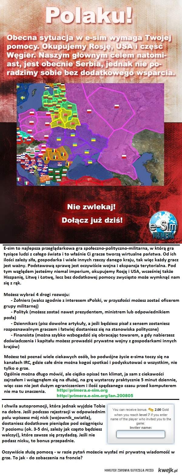 Polska szuka bohaterów... i nie tylko