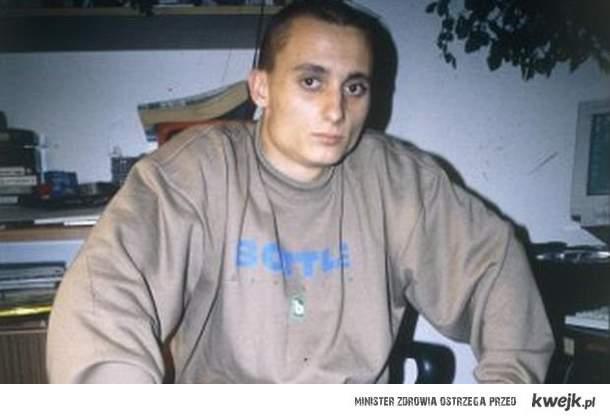 "Piotr ""Magik"" Łuszcz 18 marca 1978 - 26 grudnia 2000"