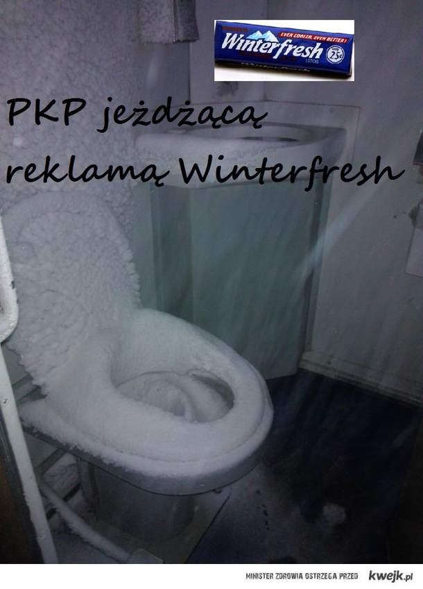 PKP Reklamą Winterfresha