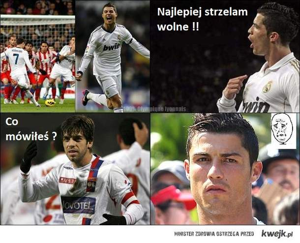 Cr7 vs Juninho ;)