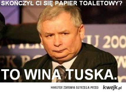 grumpy kaczyński