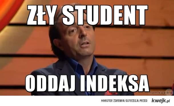 Zły Student