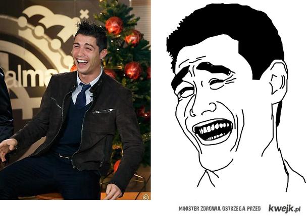 Ronaldo vs Mem