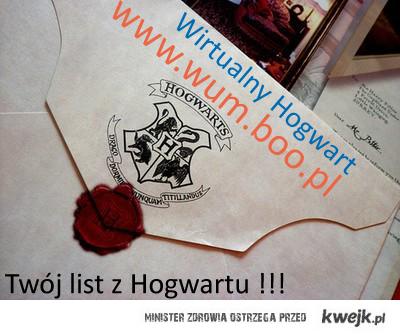 Wirtualny Uniwerstytet Magii - Zapisz się
