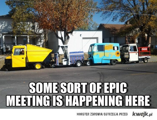 epickie spotkanie