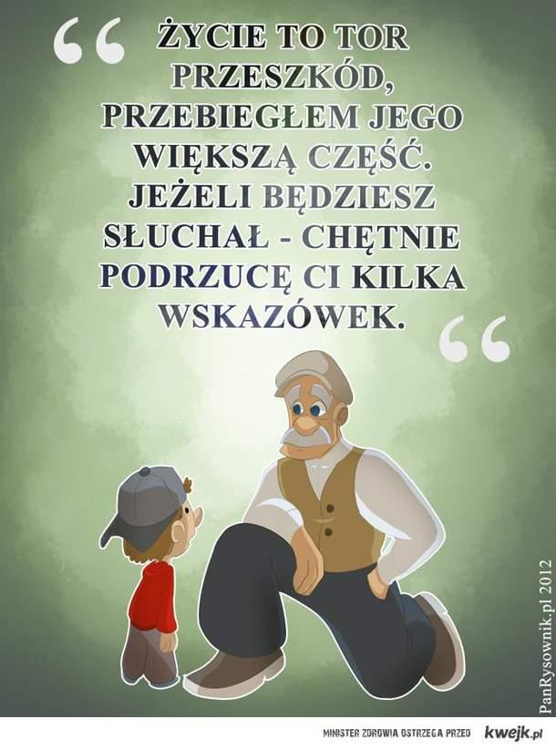 Mądrość starszych ludzi [WOŚP]